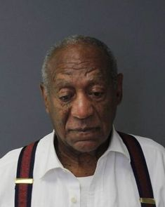 (AP) — A publicist for the once-beloved Bill Cosby complained that his conviction and three- to prison term for sexual assault Celebrity Mugshots, Celebrity News, Kristen Stewart, Hollywood Stars, Bill Cosby Meme, Justin Bieber, Fathers Day Post, Old Comedians, American Dad