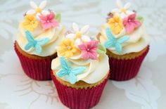 Best Mother's Day Cake Recipes | Mother's day cupcakes
