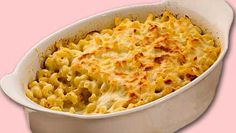 An Italian Twist of Gratin Baked Macaroni and Cheese Recipe Homemade!