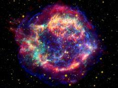 Supernova, exploding #star