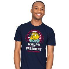Ralph For Prez T-Shirt