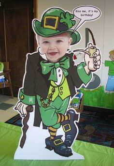 Awesome cutout from Party411 for my son's birthday