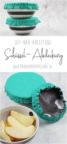 instructions for sewing a bowl hood and putting it on cling film . - nähen DIY instructions for sewing a bowl hood and putting it on cling film . - nähen - DIY instructions for sewing a bowl hood and putting it on cling film . Sewing Projects For Beginners, Cool Diy Projects, Sewing Hacks, Sewing Tutorials, Sewing Tips, Crafts To Make, Easy Crafts, Upcycled Crafts, Tapas