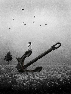 The quiet world by Makoto Saito