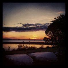 Pymie #Pymatuning #lake #sunset - @crazymutts- #webstagram