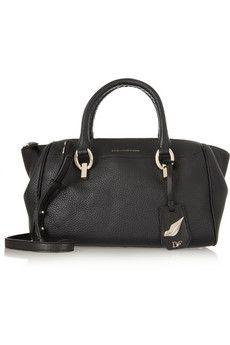 Diane von Furstenberg Sutra textured-leather tote | £270.83