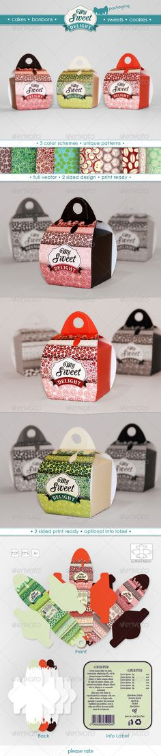 Label templates for tea label templates template and print my sweet delight box pronofoot35fo Gallery