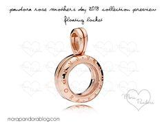 4af8f4297dc Pandora Rose Mother s Day 2018 floating locket charm Rose Gold Locket