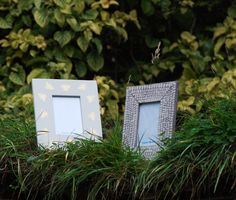 What photo will you choose to put in these gorgeous Tawny Blue photo frames?