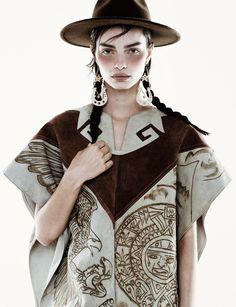 Luma Grothe By Nicole Heiniger For Pulp Magazine