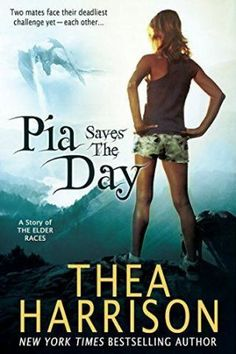 Pia Saves the Day by Thea Harrison http://smutbookclub.com/books/pia-saves-the-day-by-thea-harrison/