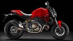Ducati Monster 821 [click image to DLPs You-Tube Channel//Fast, Fun Things]