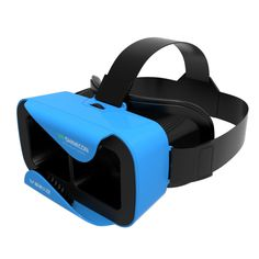 3D Virtual Reality VR Glasses Head Mount Google Cardboard For Samsung iPhone6 #VR