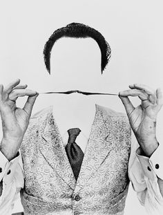Salvador Dali... IS ALL ABOUT THE DRAMA