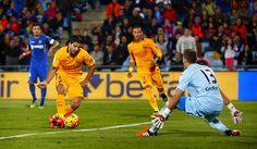 Prediksi Pertandingan Barcelona vs Getafe, 12 Maret 2016
