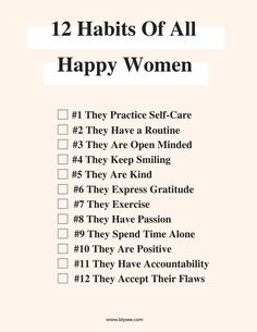 12 Habits of All Happy Women What To Do Before You Travel Before I go on a brand new trip, whatever the reason, stress does not fall o Motivacional Quotes, Life Quotes, Success Quotes, Happy Women Quotes, Successful Women Quotes, Habit Quotes, Year Quotes, People Quotes, Lyric Quotes