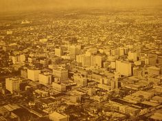 aerial photo of Downtown OKC | Flickr - Photo Sharing!