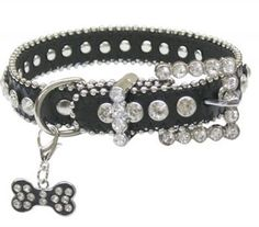 Check out the deal on Rhinestone Bling Dog Collar at Chicks Discount Saddlery Bling Dog Collars, Dog Collars & Leashes, Dog Jewelry, Animal Jewelry, Bling Bling, Equestrian Jewelry, Collar And Leash, Dog Accessories, Pet Products