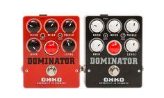 Okko Dominator MKII Test:: bonedo.de
