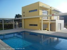 3 bedroom villa with pool in Foz do Arelho, Silver Coast, Portugal - Detached villa in a condominium in Foz do Arelho. Has garden all around the villa and the pool is communal. The villa has various terraces all around it on the ground floor and the first floor.  The beach is relatively close by and it's within walking distance. Lisbon airport is within a one hour car drive from the villa. - http://www.portugalbestproperties.com/component/option,com_iproperty/Itemid,8/id,1064/view,property/#