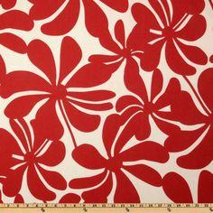 Premier Prints Indoor/Outdoor Twirly American Red