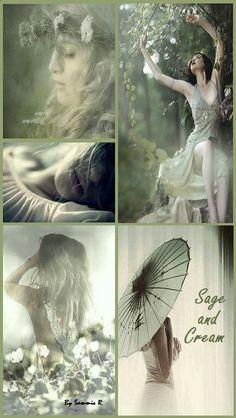 Sage and Cream by Sammie R