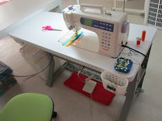 Janome tables