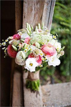 Un bouquet de renoncules pinterest mariage