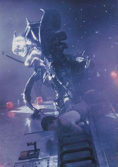 #aliens #queen #weaver