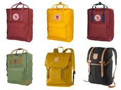 fjallraven kanken backpack london