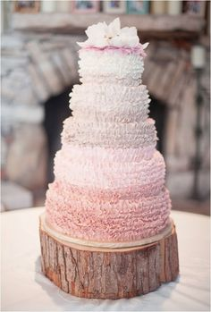 cool wedding cakes for 2014 #wedding #cake #ideas