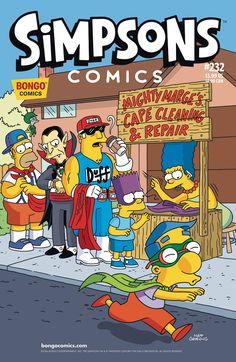 Simpsons Comics (1993) Issue #232
