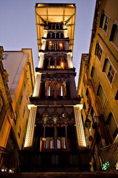 Dream Elevator - Lisbon, Portugal