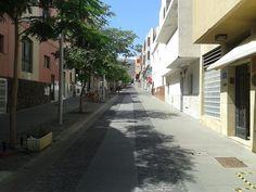 Un pequeño paseo por la calles de Morro Jable.  Fotos de N.A