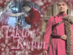 hermione and viktor   Viktor Krum Viktor and Hermione