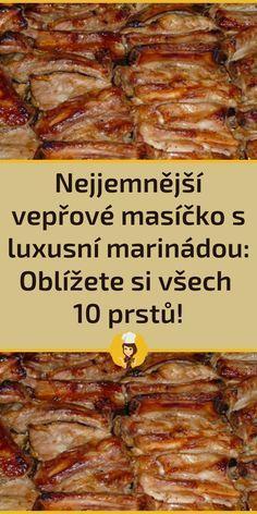 Slovak Recipes, Keto Recipes, Delicious Dinner Recipes, Keto Meal Plan, Pesto, Meal Planning, Pork, Food And Drink, Menu