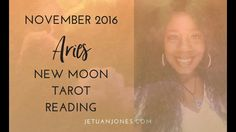 New Moon Reading November 2016 for Aries