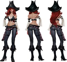 "tateware: "" "" The Art of League of Legends Artbook Volume One - Miss Fortune Buy Here "" """