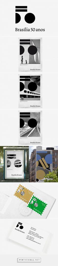 50Y Brasilia • Studio Rejane Dal Bello - created via https://pinthemall.net