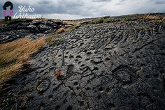 Petroglyph...site is all in Asian writing and photos are of Hawaii. Possibly Hawaiian Petroglyphs.