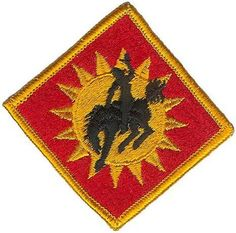 115TH FIELD ARTILLERY BRIGADE