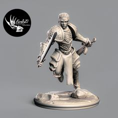 3D Printable Fantasy Knight by Ricardo Coronel Tabletop Games, Print Pictures, Knight, Things To Come, Printables, Fantasy, Models, 3d, Prints