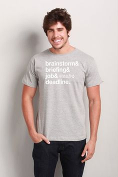 Camiseta Deadline
