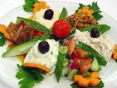 Salata majibna