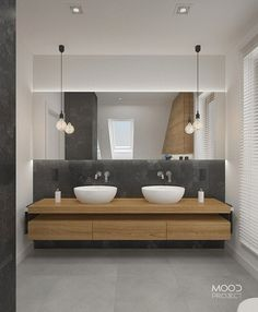 Wnętrzarska rewolucja Magdy J. Bathroom Design Inspiration, Bad Inspiration, Bathroom Layout, Small Bathroom, Bad Styling, Bathroom Design Luxury, Bathroom Styling, Beautiful Bathrooms, Bathroom Furniture