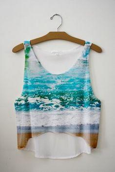 Ocean #freshtops
