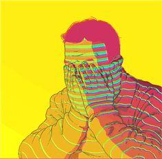 Área Visual - Blog de Arte y Diseño: Las ilustraciones y animaciones de Henrique Lima