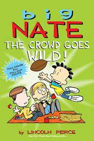 Further amusing adventures of a sixth-grader who is clueless about many things, including his own cluelessness, as he negotiates the ups and downs of school (where he has improbably become class president) and home (where his father's overall ineptness is a recurring theme). Just one of many kids' books reviewed at www.infodad.com. Direct link: http://transcentury.blogspot.com/2015/01/taking-comics-seriously.html