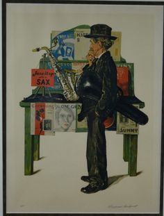 Norman Rockwell - Jazz It Up