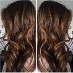 Pictures of Balayage Hair Color